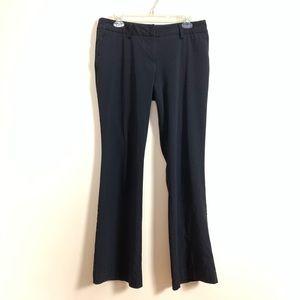 Apt. 9 Women's Black Dress Pants Sz 6 Flare